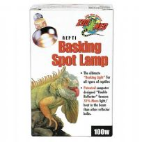 Zoomed Reptile Basking Spot Lamp 100w